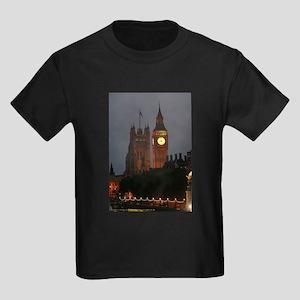 Stunning! BIG Ben London Pro Pho Kids Dark T-Shirt