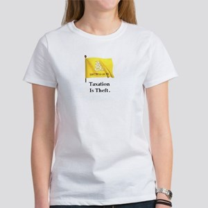 Taxation on front, E.O.T.S. on reverse T-Shirt