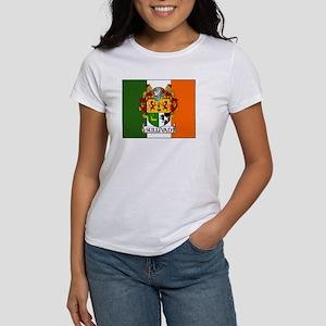 Sullivan Arms Flag Women's T-Shirt