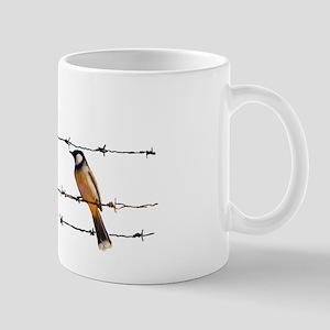 Bird on a Wire Mug