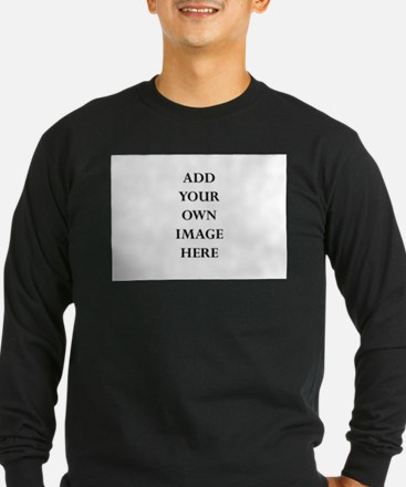 Make Your Own Long Sleeve T-Shirt