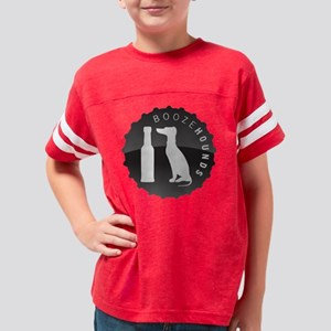 logo_shirt(10x10_apparel) Youth Football Shirt