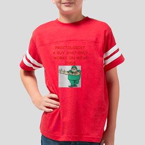 PROCTOLOGIST Youth Football Shirt