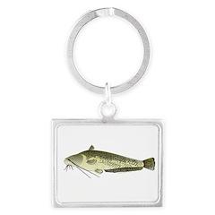 Wels catfish Keychains