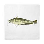 Wels catfish Queen Duvet