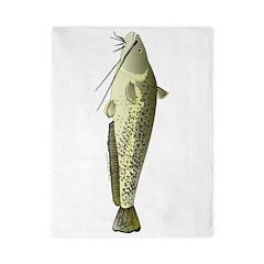 Wels catfish Twin Duvet