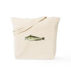 Wels catfish Tote Bag