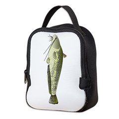Wels catfish Neoprene Lunch Bag