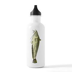 Wels Catfish c Water Bottle