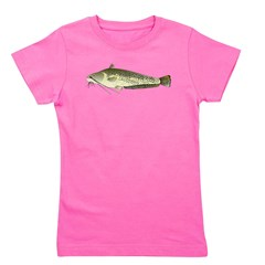 Wels Catfish c Girl's Tee