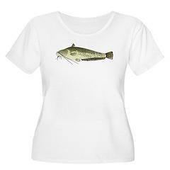 Wels Catfish c Plus Size T-Shirt