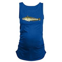 Wels Catfish c Maternity Tank Top