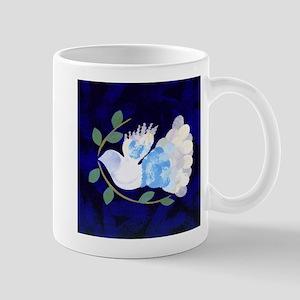 Peace Spirit Dove Mug