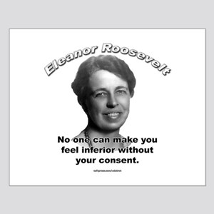 Eleanor Roosevelt 01 Small Poster