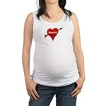 mommy Maternity Tank Top