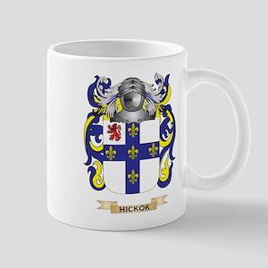 Hickok Coat of Arms (Family Crest) Mug
