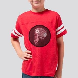 2-redbrain Youth Football Shirt