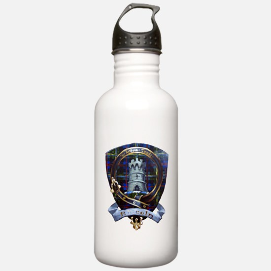 Clan Malcolm Crest Water Bottle