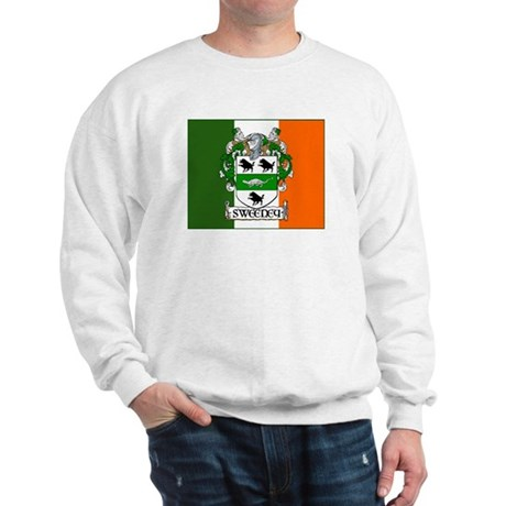 Sweeney Arms Flag Sweatshirt