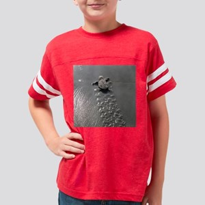Baby Turtle Youth Football Shirt