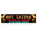 Hot Taters Sticker (Bumper)