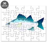 White Perch Puzzle
