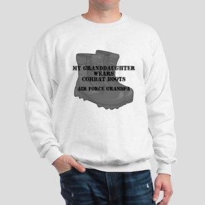 AF Grandpa Granddaughter CB Sweatshirt