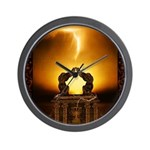 Angels : Ark : Wall Clock