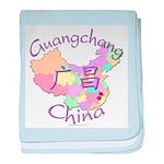 Guangchang China baby blanket