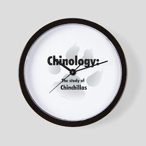 Chinology Wall Clock