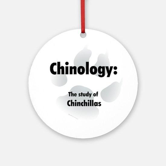 Chinology Ornament (Round)