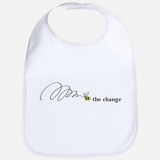 Bee The Change Bib