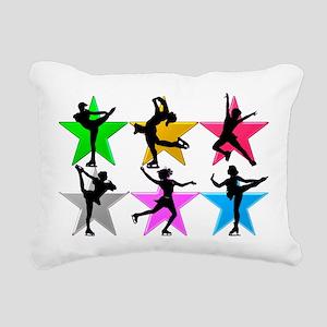 SUPER STAR SKATER Rectangular Canvas Pillow
