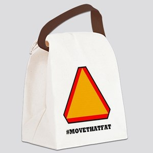 #MOVETHATFAT Canvas Lunch Bag