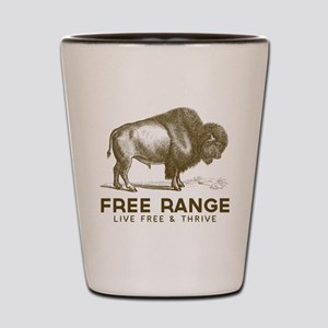 Free Range Shot Glass