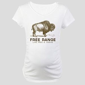 Free Range Maternity T-Shirt