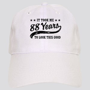 Funny 88th Birthday Cap