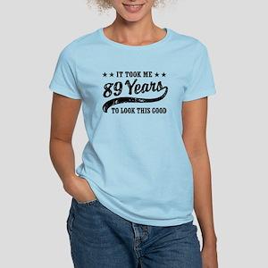 Funny 89th Birthday Women's Light T-Shirt