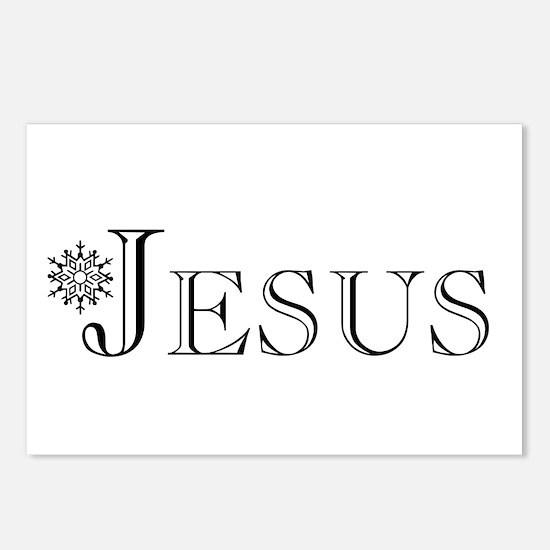 Jesus Postcards (Package of 8)