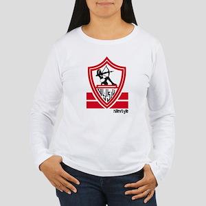 Zamalek Women's Long Sleeve T-Shirt