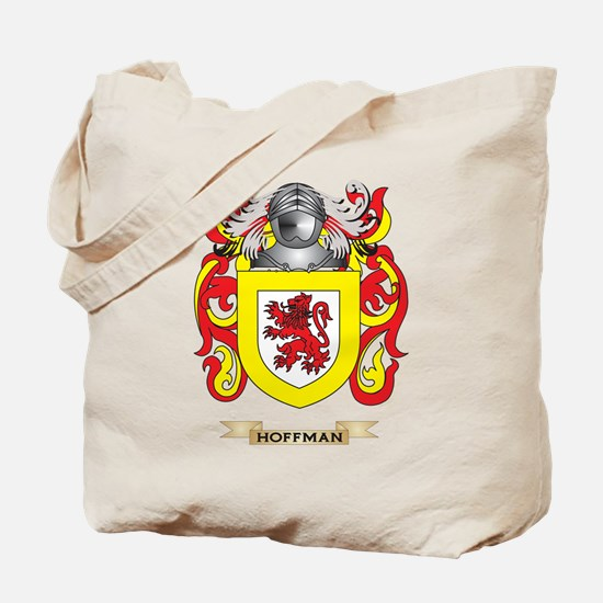 Hoffman Coat of Arms (Family Crest) Tote Bag