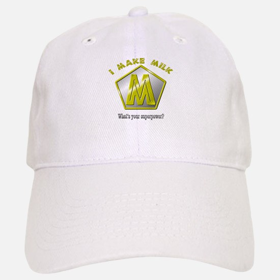 What's Your Superpower? Baseball Baseball Cap