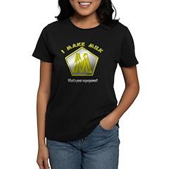 What's Your Superpower? Women's Dark T-Shirt