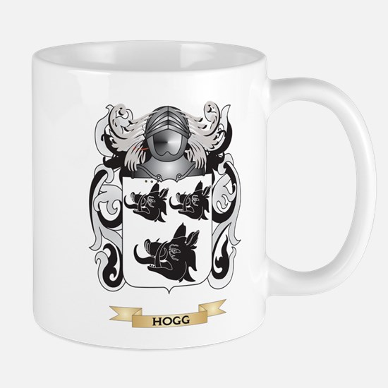 Hogg Coat of Arms (Family Crest) Mug
