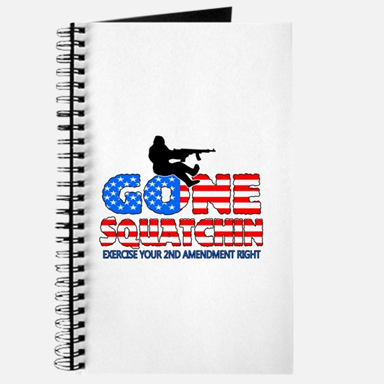 Gone Squatchin USA Journal
