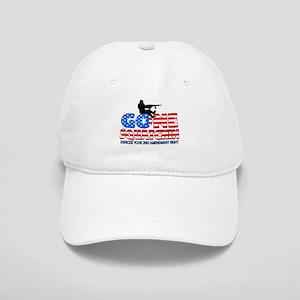 Gone Squatchin USA Cap