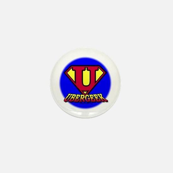 UberGeek Mini Button