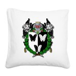 Christina McCarty's Square Canvas Pillow