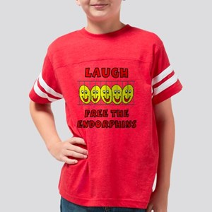 endorphins-bt Youth Football Shirt