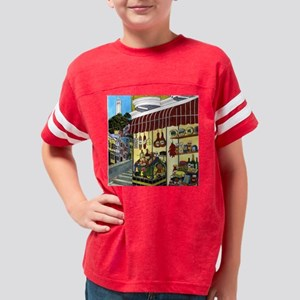 sfmkt Youth Football Shirt